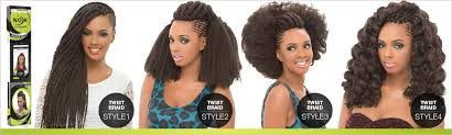 grey marley braid synthetic hair braids janet collection noir afro twist braid