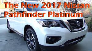 nissan pathfinder platinum white my new car 2017 nissan pathfinder platinum youtube