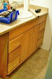 how to stain cabinets black staining oak cabinets an espresso color diy tutorial