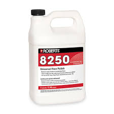Quick Shine Floor Finish Remover by Roberts 1 Gal Universal Floor Polish R8250 1 The Home Depot