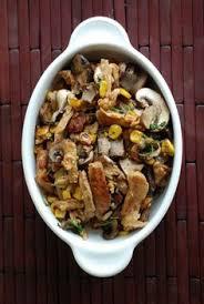 thanksgiving soy curls with vegan thanksgiving soy curls with vegan mushroom gravy recipe