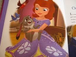 sofia princess aloud story books
