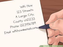 how to write letters to the editor with pictures wikihow