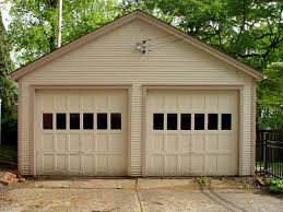 2 Car Detached Garage Meyer Properties 1028 St Louis Street