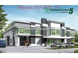 factory for sale at semenyih sg lalang hi tech 5 i5748 propertysia