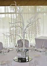 wedding wishing trees white artificial manzanita wishing tree wedding table