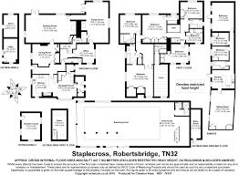 6 bedroom detached house for sale in robertsbridge staplecross