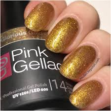 disco glam collection by pink gellac model city polish