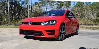 2017 vw golf r 6 speed manual hd road test review