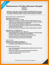 Sample General Labor Resume by Sample Resume For General Labor Worker Templates