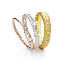 verlobungsringe paar ausgefallene verlobungsringe im spitzendesign 750er weißgold