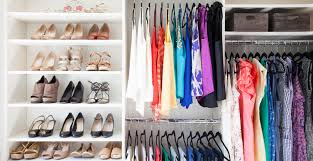 wardrobe organization professional home organizing and unpacking