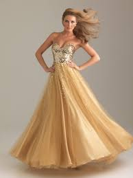 elegant golden party wear for young girls fashion u0026 trend