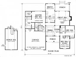 simple floor plan drawing
