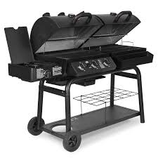 Backyard Grill 4 Burner Gas Grill by Amazon Com Char Griller 5050 Duo Gas And Charcoal Grill