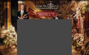 andre rieu christmas with andre movie hoyts cinemas
