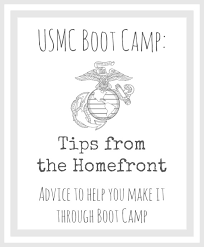 black friday marine boot camp we lived happily ever after usmc boot camp tips from the