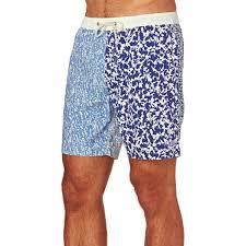 deus ex machina sandbar mixed print board shorts mixed print