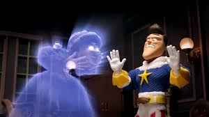 supermansion halloween special trailer and poster collider