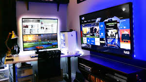 my insane gaming setup room tour 2015 summer youtube