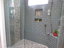 bathroom shower floor tile ideas pebble shower floor free how to grout pebble tile shower floor