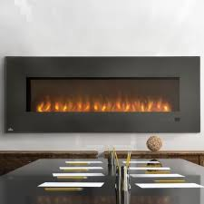 Napoleon Electric Fireplace Napoleon 60 Inch Electric Fireplace Allure Nefl60fh 2 Azure 42