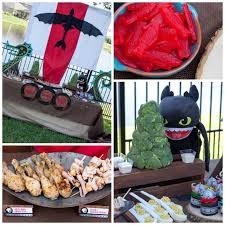 how to train your dragon party part iii party food frog
