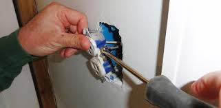 how to replace a l cord how to replace a 120 volt electrical wall outlet today s homeowner