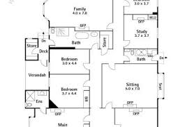floor plans with dimensions 3 architectural floor plans with dimensions floor plan with