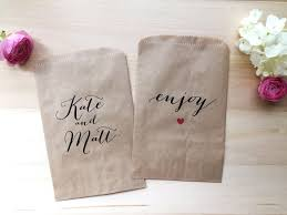 custom favor bags custom wedding favor bag candy buffet bags wedding candy