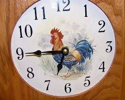 country style wall clocks home design ideas