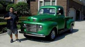 Classic Ford Truck Dealers - 1950 ford f 1 pickup classic muscle car for sale in mi vanguard