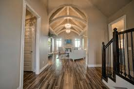 Porcelain Tile Entryway Contemporary Entryway With Hardwood Floors By Wyatt Poindexter