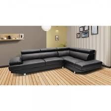canapé d angle en cuir pas cher canapé d angle simili cuir pas cher parfait canapé design