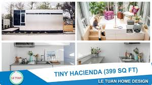 le tuan home design the modern minimalist tiny house tiny