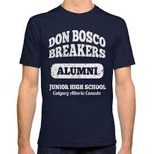 alumni tshirt t shirt design website don bosco school alumni crew neck