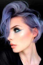 trendy gray hair styles 18 beautiful gray hair ideas gray hair lavender highlights and