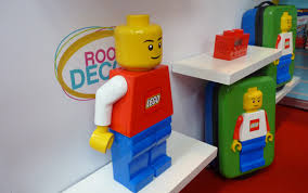 lego minifig cabinet and lego suitcase carry and store your