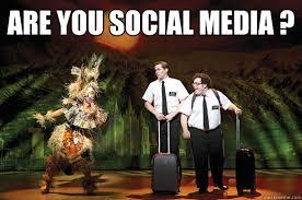 Book Of Mormon Meme - are you social media book of mormon quickmeme