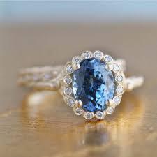 Blue Wedding Rings by Wedding Rings Blue Wedding Rings Blue And Silver Wedding Rings