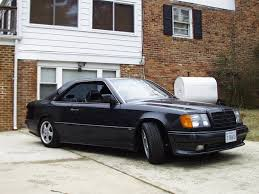 mercedes ce 1988 mercedes 300 ce 3 6 coupe customized by brabus