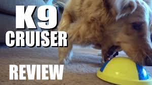 k9 cruiser review gliding dog toy pics video freakin u0027 reviews