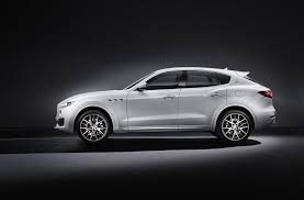 Here U0027s Your First Look At The Maserati Levante Suv Sharp Magazine
