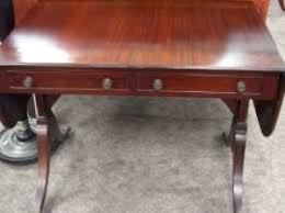 Antique Sofa Table Search All Lots Skinner Auctioneers