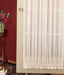 door panels cotton voile door panel country curtains