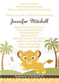 lion king baby shower invitations king baby shower invitation