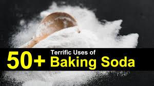 50 terrific uses of baking soda