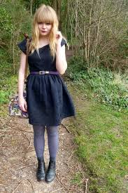 black asos boots navy dahlia dresses periwinkle asos tights