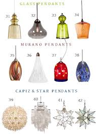 Replacement Globes For Pendant Lights Get The Look 48 Pendant Lights Perfect For Hallways Stylecarrot