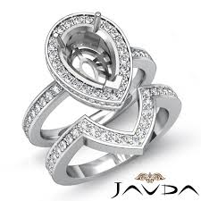 Ebay Wedding Rings by 201 Best Pear Shape Diamond Engagement Rings Images On Pinterest